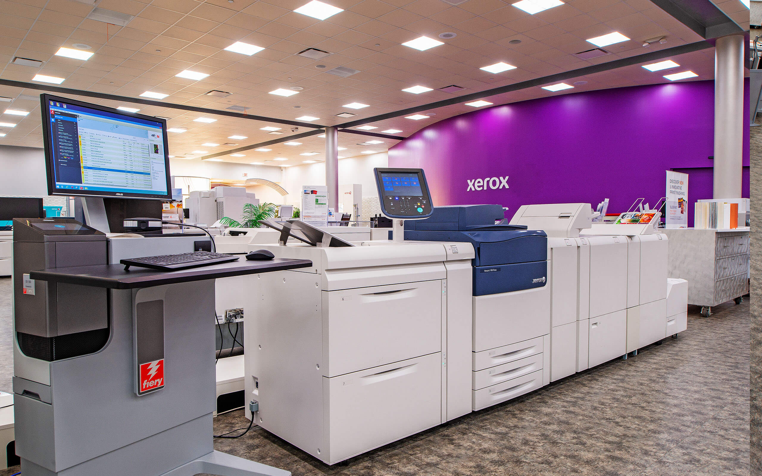 Shop all Xerox<sup>®</sup> Production Printing Devices from Connecticut Business Systems, A Xerox Business Solutions Company