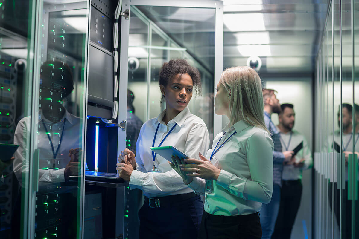 Connecticut Business Systems, A Xerox Business Solutions Company can help transform and optimize your data center and servers